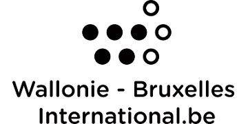 Wallonie-Bruxelles International (WBI) logo