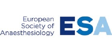 The European Society of Anaesthesiology (ESA) logo