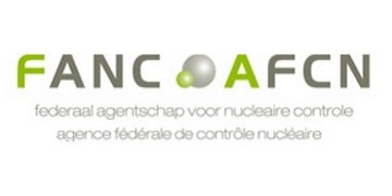 FANC - Federal Agency for Nuclear Control logo