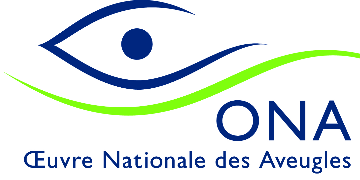 Oeuvre Nationale des Aveugles (ONA asbl) logo