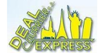 Deal Courrier Express Logo