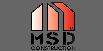 MSD Construction Logo