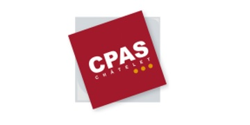 CPAS CHATELET Logo