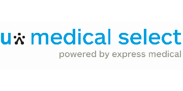 Medical Select - powered by express medical Logo