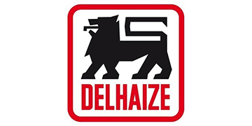 Delhaize Luxembourg Logo