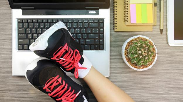 le sport au travail pour  u00eatre plus efficace u2026et plus heureux
