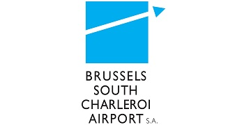 BRUSSELS SOUTH CHARLEROI AIRPORT (BSCA) Logo