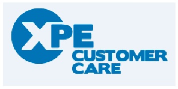 XPE CUSTOMER CARE Logo