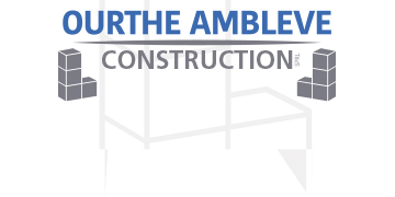 OURTHE-AMBLEVE CONSTRUCTION Logo