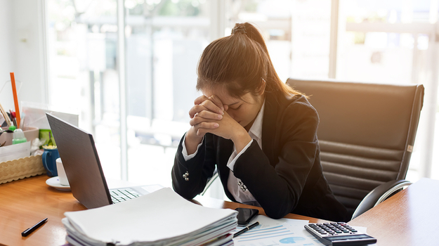 Burn-out: 10 signes qui ne trompent pas