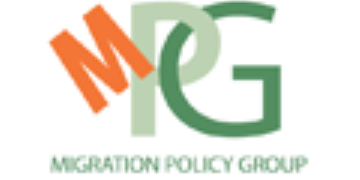 MIGRATION POLICY GROUP Logo
