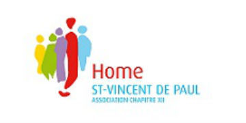 HOME SAINT-VINCENT DE PAUL Logo