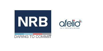 NRB - NETWORK RESEARCH BELGIUM Logo