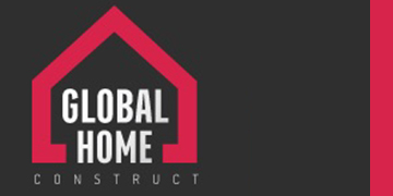 GLOBAL HOME CONSTRUCT Logo