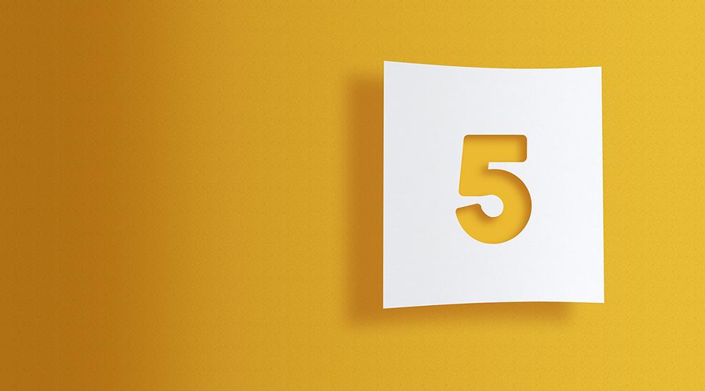 5 conseils actiris