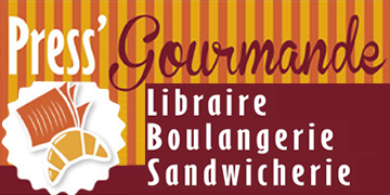 PRESS'GOURMANDE Logo