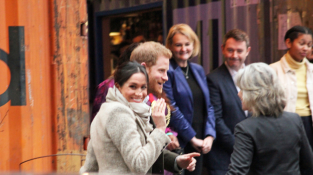 Meghan Markle et le prince Harry recrutent