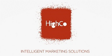 HighCo Shelf Service Logo