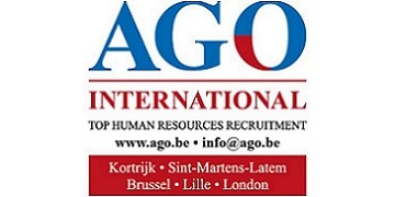 AGO INTERNATIONAL Logo
