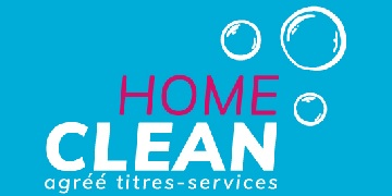 Home Clean Services Logo