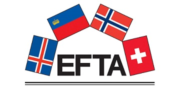 EFTA -  European Free Trade Association Logo