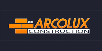 Arcolux Construction Logo