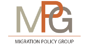 MIGRATION POLICY GROUP-x Logo
