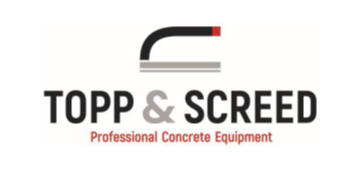 Topp & Screed Logo