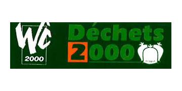 WC 2000 et Déchets 2000