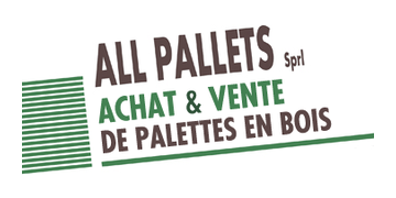 ALL PALLETS sprl Logo