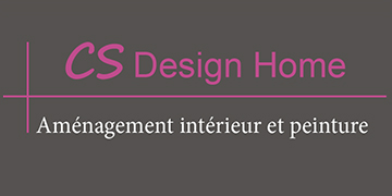 CS DESIGN HOME Logo