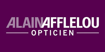 Alain Afflelou Opticien LLN Logo