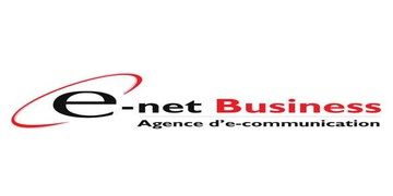 E-net Business Logo