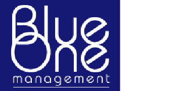 Blue One Management SA Logo